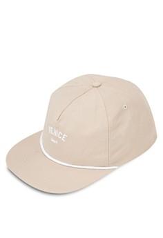 尼龍平沿帽
