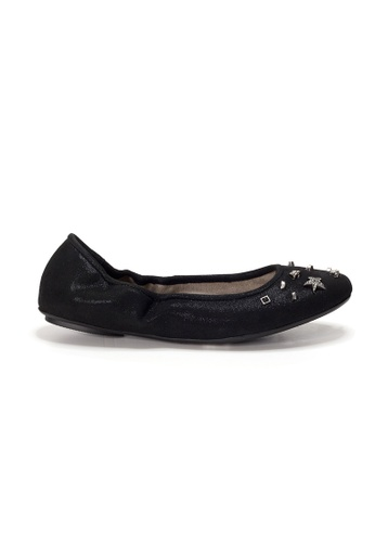 Shu Talk 黑色 AMAZTEP 全新貼腳柔軟平底鞋 B116ASH9E3FD0DGS_1
