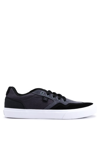 DC Shoes black Rowlan Sd Shoes 33CF9SH4E9BF7CGS_1