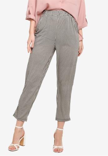 Ladies Low Rise 3//4 Length Trousers Leg Zip Detail 6-18