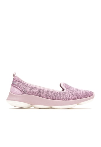 Hush Puppies Hush Puppies Women's Life Ballerina - Mauve D601ESHAE8438CGS_1