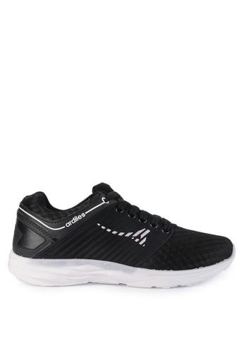 Ardiles black Soba Sepatu Sneakers BD216SH580759DGS_1