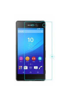Premium Tempered Glass Screen Protector For SonyXperia M5