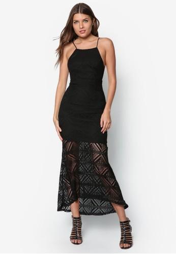 Odessa 蕾esprit 高雄絲細肩帶洋裝, 服飾, 洋裝