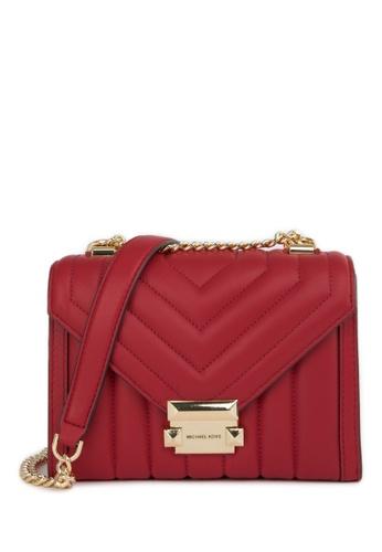 Michael Kors red Shoulder Bag 176ECAC6F01B8EGS_1