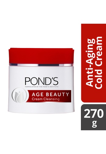 Pond's n/a Pond's Age Beauty Cold Cream 270G 43D5DBEC5BBE90GS_1