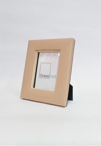 """Grassroots beige Photo Frame 4x6"""" 76B1CHL431D192GS_1"""