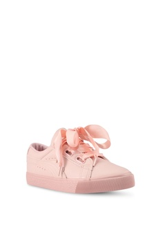 Twenty Eight Shoes Pink Ribbon Sneakers Php 2,299.00. Sizes 36 37 38 39