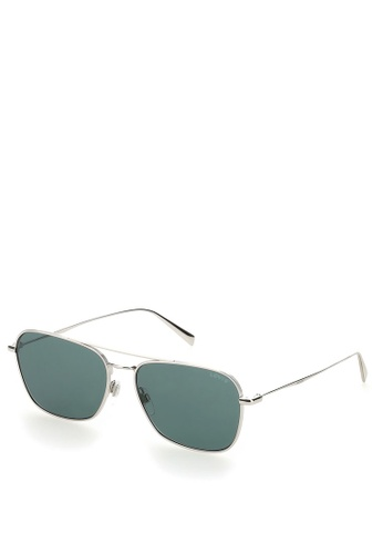 Levi's silver Lv 5001/S Sunglasses 73EAEGLBF76533GS_1