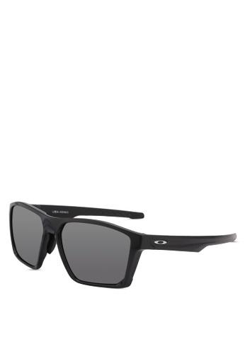 Oakley black Oakley OO9398 Sunglasses EA091GL938A853GS_1