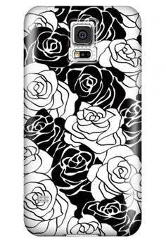 Roses Glossy Hard Case for Samsung Galaxy S5