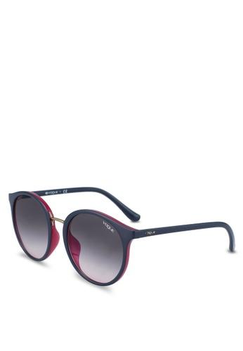Vogue red In Vogue VO5166SF Sunglasses 015FCGL8BA2E18GS_1