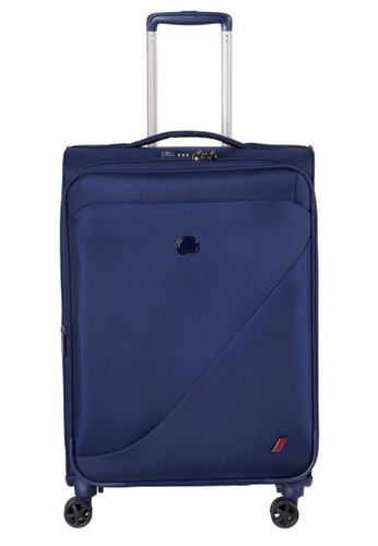 Delsey navy New Destination Luggage 913F6AC9F67F49GS_1
