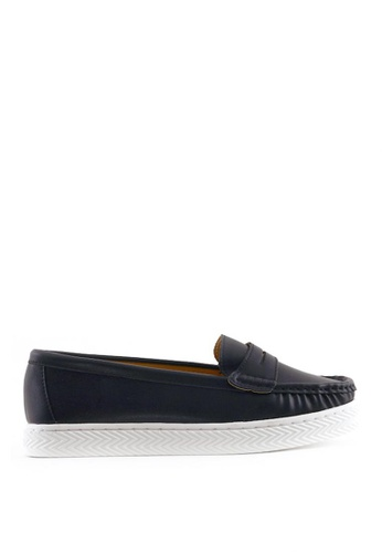 World Balance black Clementine L Slip On 9E06CSH90D9E0AGS_1