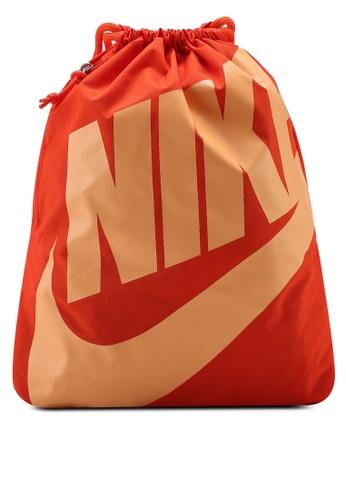a906c73b3ea5d Buy Nike Nike Heritage Gymsack Online on ZALORA Singapore