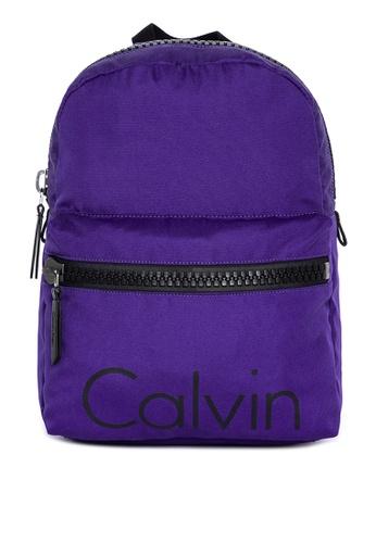 90b412605e Shop Calvin Klein Nylon Backpack Online on ZALORA Philippines