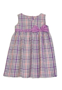 Hailey Checkered Dress