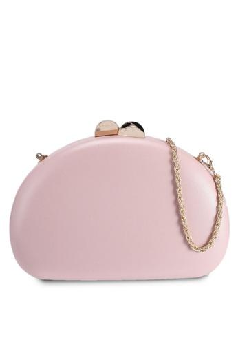 Papillon Clutch pink Bonbon Clutch 39881ACD8C51B6GS_1
