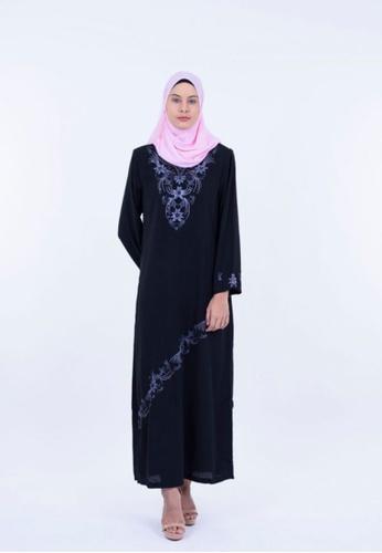 Ladies Jeans Jubah Embroidery 9326EAA1C8113FGS_1