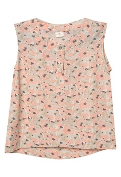 Gabriela Sleeveless Blouse
