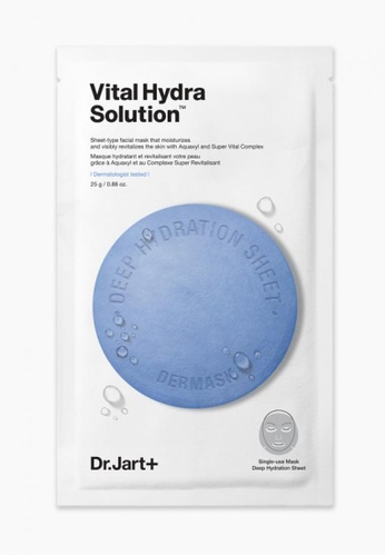 DR. JART+ Dr.Jart+ Mask Dermask Vital Hydra Solution Mask x 5pcs -Hydration 0AE22BEE75DE6DGS_1