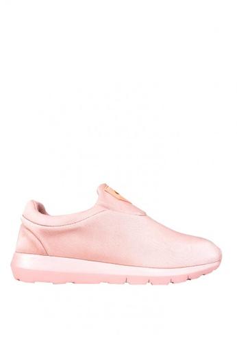 World Balance pink Lite Flex L Sneakers 5F4A8SH248C2FBGS_1