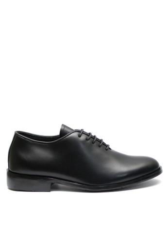 Toods Footwear black Toods Footwear Jasper - Hitam TO932SH42YKBID_1
