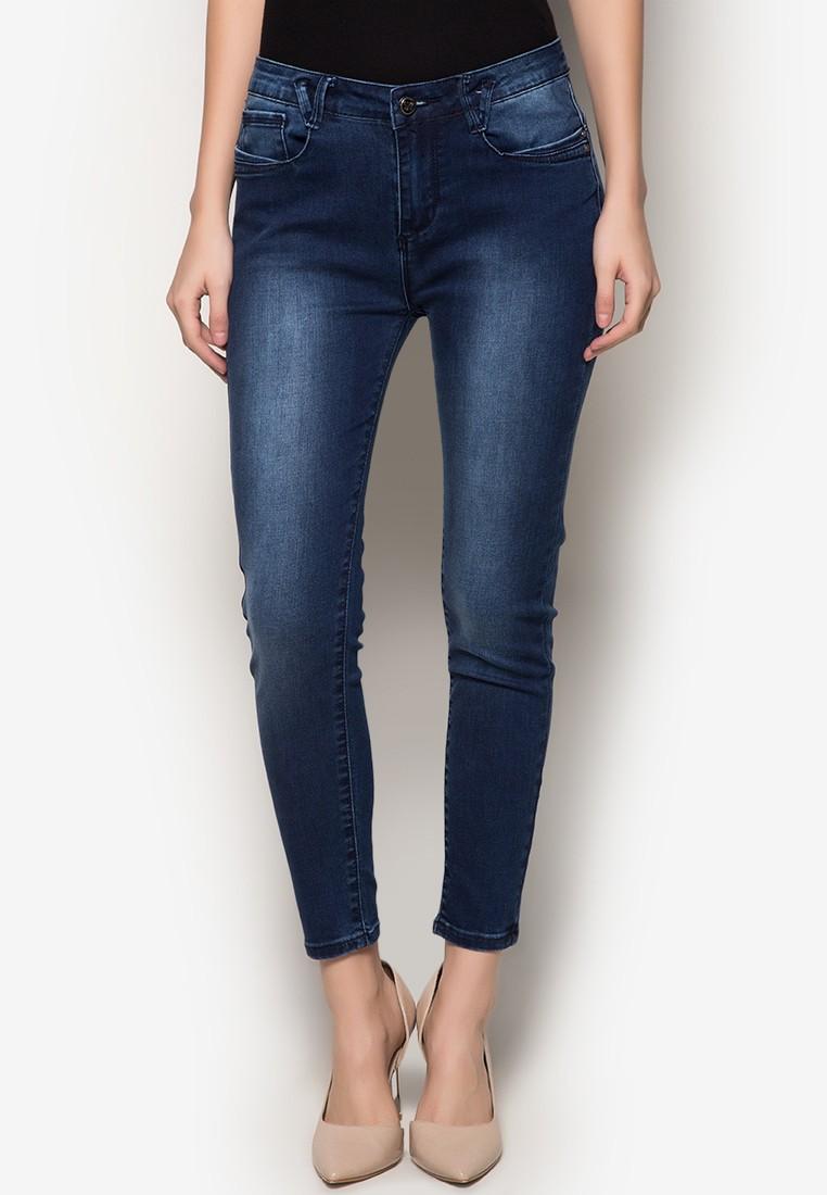 Slim & Cropped Pants