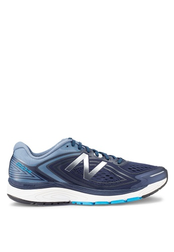 New Balance navy 860 Performance Running Shoes 56EE4SH8031A15GS_1