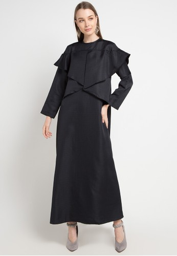 Covering Story black Zianna Dress-H D581DAAF67318BGS_1