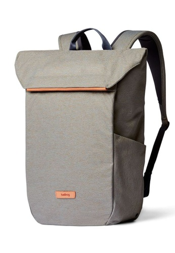 Bellroy grey Bellroy Melbourne Backpack - Limestone BDB9AACB2739B1GS_1