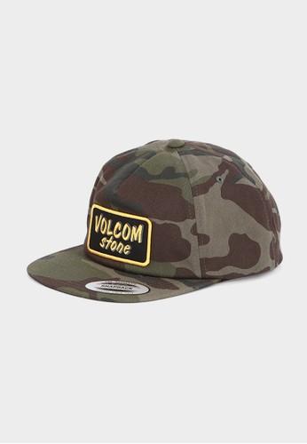 Volcom green MCP UTILITY MIL 79F83ACA8CF084GS_1