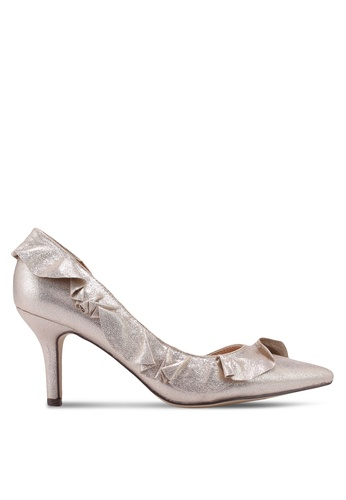 Carlton London gold Ocassion Heels 1749BSH08107B4GS_1