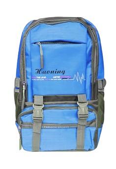 Fashion Sport Climbing Hiking School Bag BackPack BP-H1 (Blue)