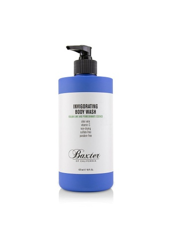 Baxter Of California BAXTER OF CALIFORNIA - Invigorating Body Wash - Italian Lime and Pomegranate Essence 473ml/16oz 6883BBE775D01DGS_1