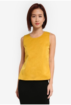 Outlet Sast Sleeveless Top - Timeless by VIDA VIDA Marketable Cheap Online Manchester Online qf2SyWixw