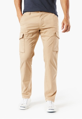 utterly stylish world-wide renown complimentary shipping Dockers Cargo Pants, Slim Tapered Fit Men 56787-0012
