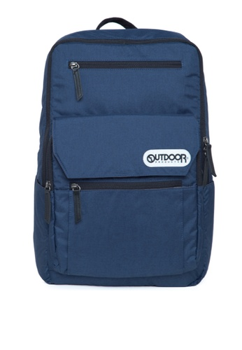 Outdoor Products navy Metro Urban Backpack OU226AC0JY98PH_1