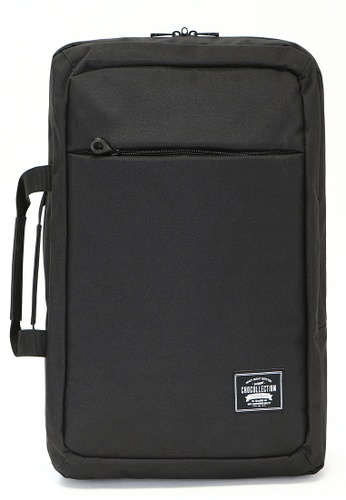 Chocollection black Mabiz 2-Way Backpack 20872AC8CC0D79GS_1