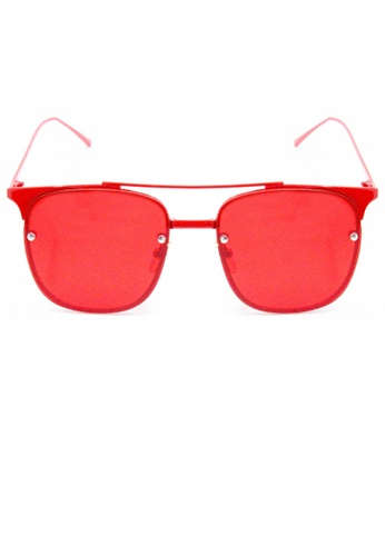 Amora Scarlett Swift Full Red Eyewear AM058AC58EHLMY_1
