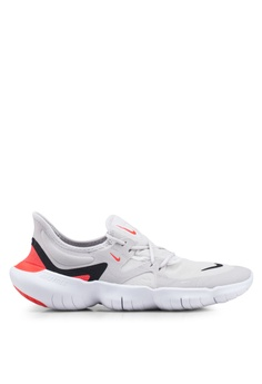 factory price fe191 4b859 Nike grey Nike Free Rn 5.0 Shoes 62BF6SHA4898A1GS 1