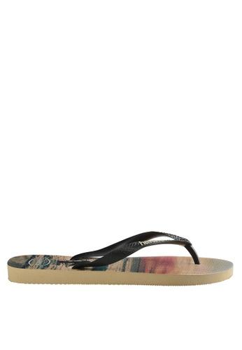 Havaianas multi HYPE Sandals & Flip Flops 80E1DSHFD609C8GS_1