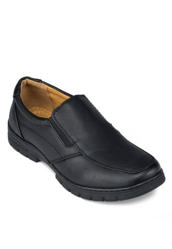 簡約休閒風皮鞋esprit 台北, 鞋, 鞋