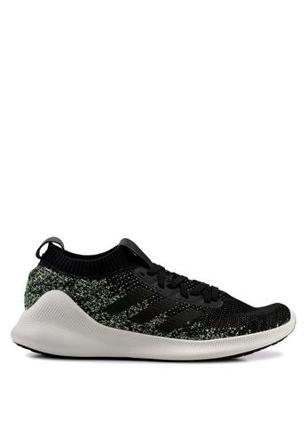 ADIDAS black adidas purebounce+ m 1EDB6SH8488F75GS_1