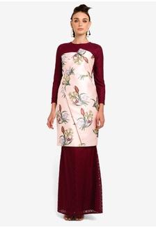 Buy Syomirizwa Gupta for ZALORA Aini Kebaya Online on ZALORA Singapore dd6fba9e44