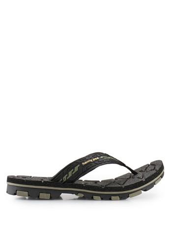 Homyped black Strong 01 Men Sandals HO842SH70SOVID_1
