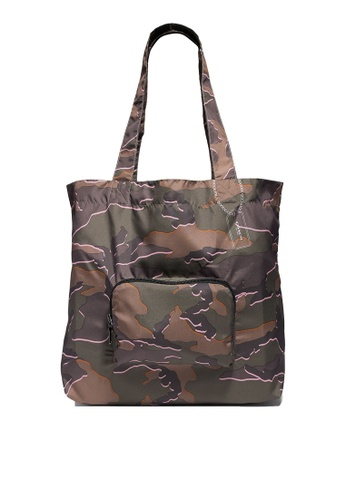 Coach green Packable Tote Bag (cv) C0877ACCB89EDBGS_1