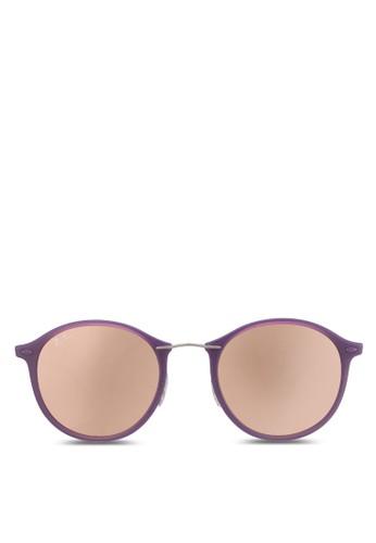 RB4242 太陽眼鏡, 飾品配件, 圓zalora 衣服尺寸框