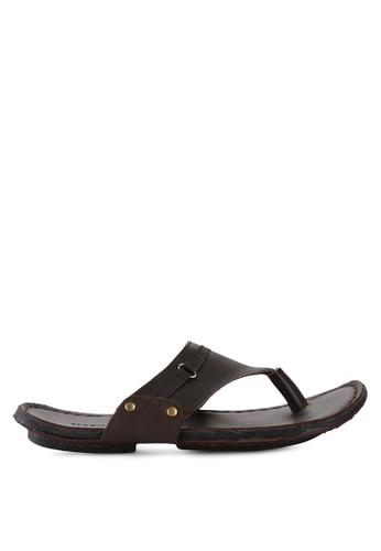 MARC & STUART Shoes brown Halbert 1 MA456SH80UNNID_1