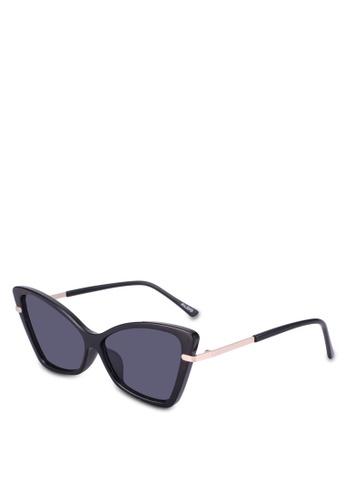 ALDO black Maralith Cat Eye Sunglasses 2BC73GL7390043GS_1